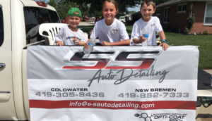 ss auto detailing ceramic coating giveaway